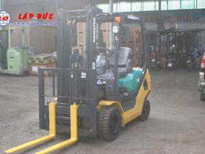 Xe nâng cũ động cơ xăng KOMATSU 0.9 tấn FG09LC-20 -662704 giá rẻ