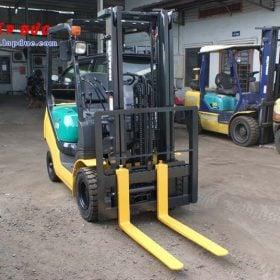 Xe nâng xăng KOMATSU 0.9 tấn FG09LC-20 -662704 giá rẻ
