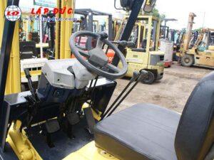 Xe nâng máy xăng KOMATSU 1.4 tấn FG14-15 # 313631 giá rẻ