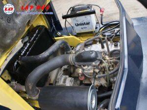 Xe nâng động cơ xăng KOMATSU FG14-15 # 313631 giá rẻ