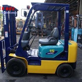 Xe nâng xăng cũ 1.5 tấn KOMATSU FG15C-16 # 627135 giá rẻ