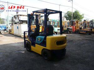 Xe nâng xăng 1.5 tấn KOMATSU FG15C-16 # 627135 giá rẻ