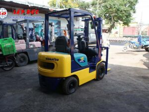 Xe nâng xăng KOMATSU 1.5 tấn FG15C-16 # 627135 giá rẻ
