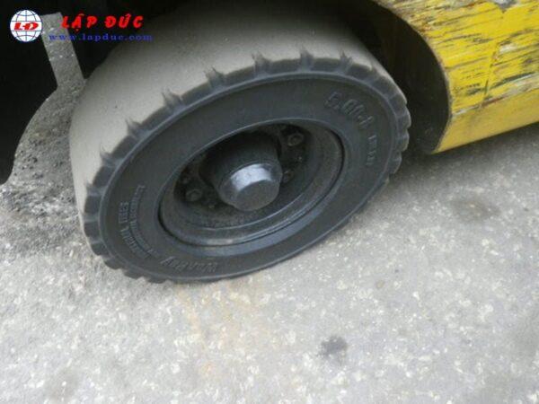 Xe nâng xăng 1.5 tấn KOMATSU FG15C-20 1