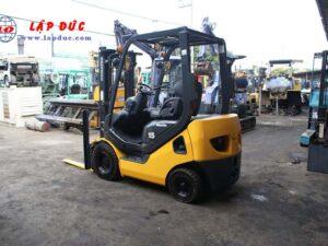 Xe nâng xăng 1.5 tấn KOMATSU FG15C-21 # 201278 giá rẻ