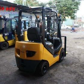 Xe nâng xăng KOMATSU 1.5 tấn FG15C-21 # 201278 giá rẻ