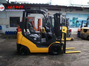 Xe nâng xăng 1.5 tấn KOMATSU FG15C-21 # 201278