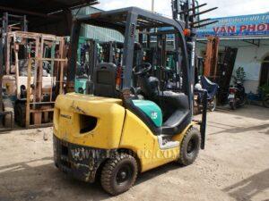 Xe nâng xăng cũ KOMATSU 1.5 tấn FG15LC-18 giá rẻ
