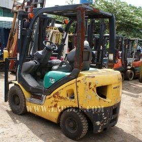 Xe nâng xăng 1.5 tấn KOMATSU FG15LC-18 giá rẻ