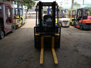 Xe nâng máy xăng KOMATSU 1.5 tấn FG15LC-20 # 653597 giá rẻ