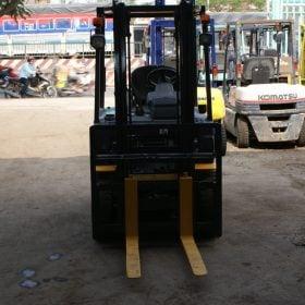 Xe nâng xăng cũ KOMATSU 1.5 tấn FG15LC-20 # 653597 giá rẻ