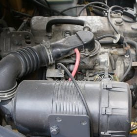 Xe nâng động cơ xăng KOMATSU FG15LC-20 # 653597 giá rẻ