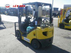 Xe nâng xăng 1.5 tấn KOMATSU FG15T-18 # 644796 giá rẻ
