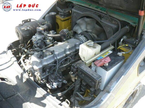 Xe nâng cũ động cơ xăng KOMATSU 1.5 tấn FG15T-20 # 664508 giá rẻ