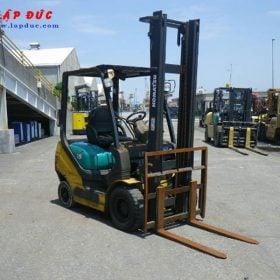 Xe nâng xăng cũ 1.5 tấn KOMATSU FG15T-20 # 664508 giá rẻ