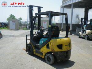 Xe nâng xăng 1.5 tấn KOMATSU FG15T-20 # 664508 giá rẻ
