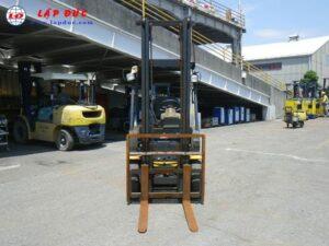 Xe nâng máy xăng KOMATSU 1.5 tấn FG15T-20 # 664508 giá rẻ