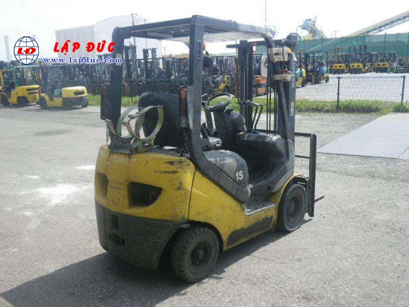 Xe nâng xăng cũ KOMATSU 1.5 tấn FG15T-20 #672366 giá rẻ