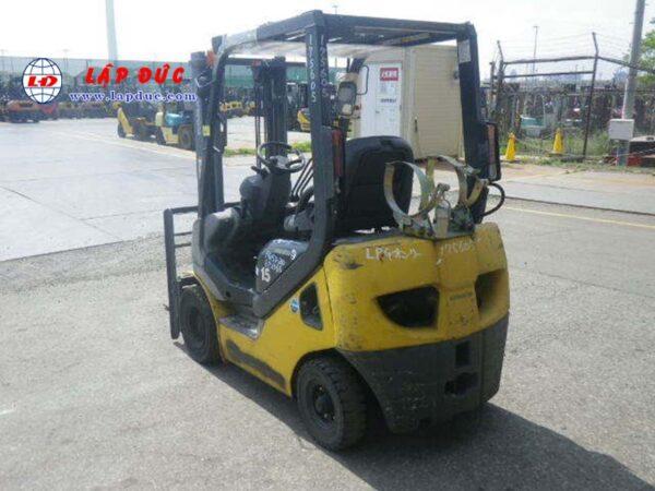 Xe nâng xăng 1.5 tấn KOMATSU FG15T-20 #672366 giá rẻ