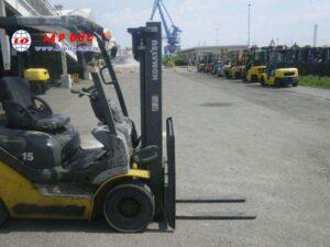 Xe nâng xăng KOMATSU 1.5 tấn FG15T-20 #672366 giá rẻ