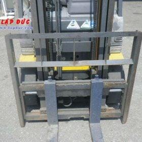 Xe nâng cũ động cơ xăng KOMATSU 1.5 tấn FG15T-20 #672366 giá rẻ