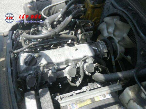Xe nâng động cơ xăng KOMATSU FG15T-20 #672366 giá rẻ