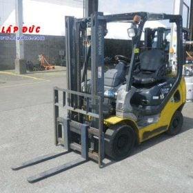 Xe nâng máy xăng KOMATSU 1.5 tấn FG15T-20 #672366 giá rẻ