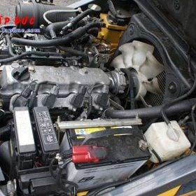 Xe nâng 1.5 tấn xăng KOMATSU FG15T-20 # 672366 giá rẻ