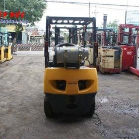 Xe nâng xăng cũ KOMATSU 1.5 tấn FG15T-20 # 672366 giá rẻ