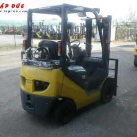 Xe nâng xăng cũ 1.5 tấn KOMATSU FG15T-21# 201257 giá rẻ