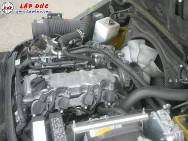 Xe nâng xăng 1.5 tấn KOMATSU FG15T-21