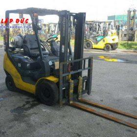 Xe nâng cũ động cơ xăng KOMATSU 1.5 tấn FG15T-21# 201257 giá rẻ