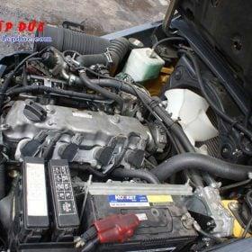 Xe nâng 1.5 tấn máy xăng KOMATSU FG15T-21 # 203948 giá rẻ