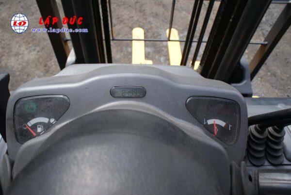 Xe nâng KOMATSU 1.5 tấn xăng FG15T-21# 203948 giá rẻ