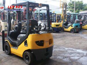 Xe nâng xăng KOMATSU 1.5 tấn FG15T-21 # 203948 giá rẻ