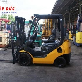 Xe nâng xăng cũ 1.8 tấn KOMATSU FG18T-20 # 627929 giá rẻ