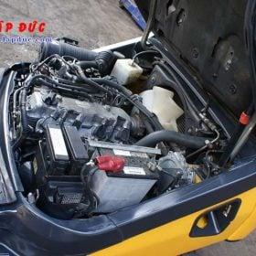 Xe nâng KOMATSU máy xăng 1.8 tấn FG18T-20 # 627929 giá rẻ