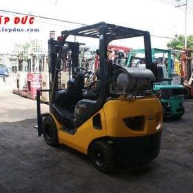 Xe nâng xăng KOMATSU 1.8 tấn FG18T-20 # 627929 giá rẻ
