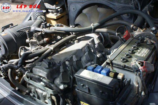Xe nâng xăng 1.8 tấn KOMATSU FG18T-20 # 672555