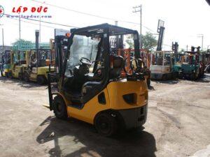 Xe nâng xăng KOMATSU 1.8 tấn FG18T-20 # 672555 giá rẻ