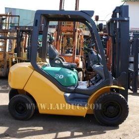 Xe nâng xăng 2 tấn KOMATSU FG20-15 # 581367 giá rẻ