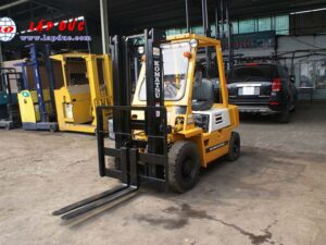 Xe nâng xăng 2 tấn KOMATSU FG20-7 # 107531 giá rẻ