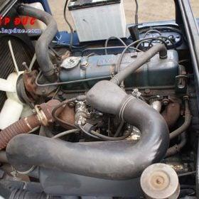 Xe nâng 2 tấn xăng KOMATSU FG20C-11 # 453615 giá rẻ