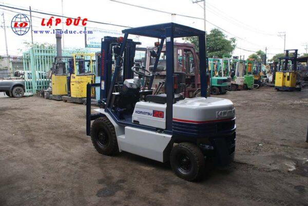 Xe Nâng Xăng 2 tấn KOMATSU FG20C-11 # 453615