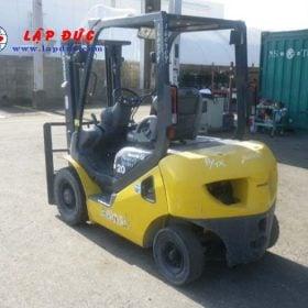 Xe nâng xăng 2 tấn KOMATSU FG20C-17 # 312801 giá rẻ
