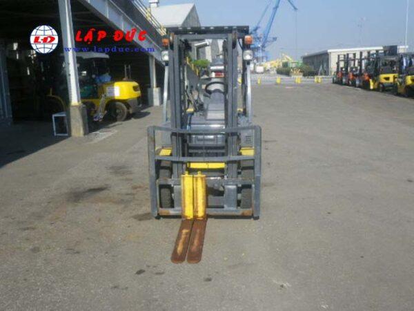 Xe nâng cũ động cơ xăng KOMATSU 2 tấn FG20C-17 # 312801 giá rẻ