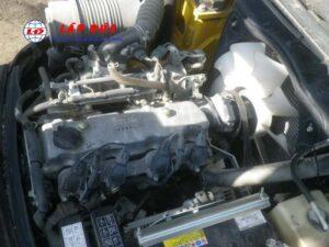 Xe nâng động cơ xăng KOMATSU FG20C-17 # 312801 giá rẻ