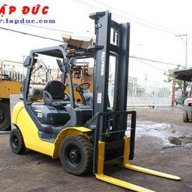 Xe nâng xăng 2 tấn KOMATSU FG20T-17 giá rẻ