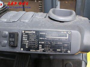 Xe nâng động cơ xăng KOMATSU FG20T-17 giá rẻ