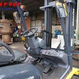 Xe nâng KOMATSU máy xăng 2 tấn FG20T-17 giá rẻ